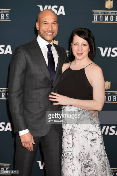 Honors host KeeganMichael Key attends 6th Annual NFL Honors at Wortham Theater Center on February 4 2017 in Houston Texas