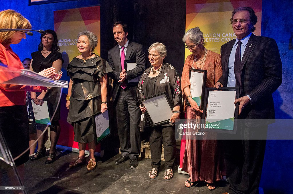 Canadian Civil Liberties Association Gala : News Photo