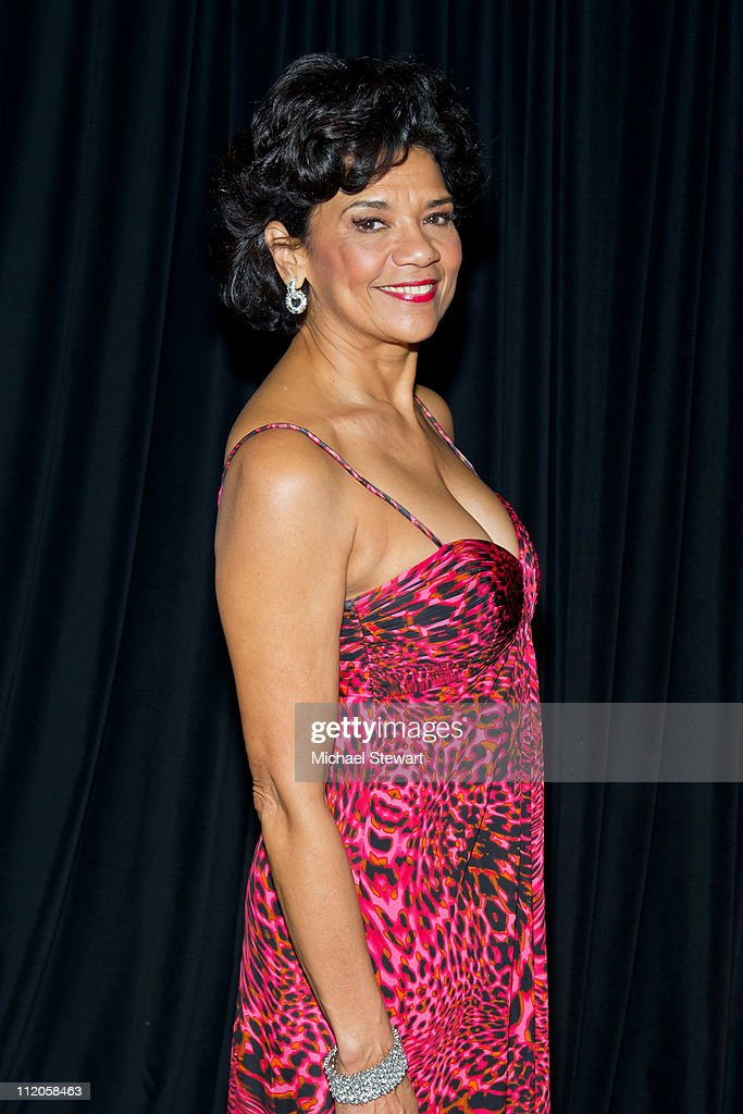 Honree Sonia Manzano attend the Ballet Hispanico 40th Anniversary Spring Gala at Manhattan Center Grand Ballroom on April 12, 2011 in New York City.