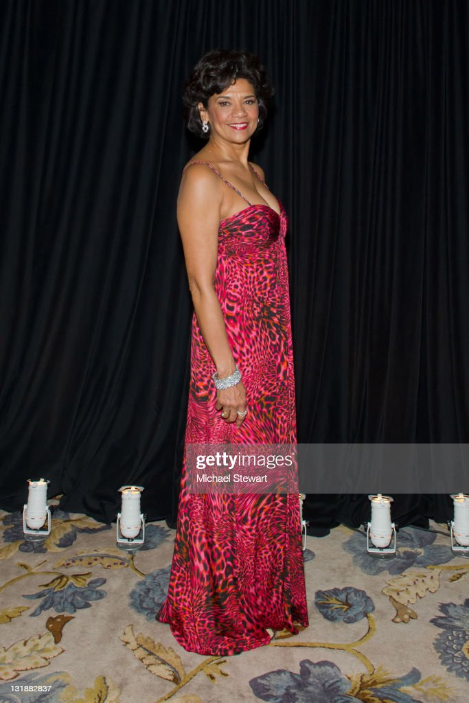 Honree Sonia Manzano attend the Ballet Hispanico 40th Anniversary Spring Gala at Manhattan Center Grand Ballroom on April 11, 2011 in New York City.