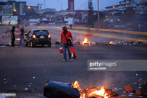Difensori con cappuccio in Venezuela