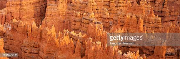 hoodoo detail - timothy hearsum stock pictures, royalty-free photos & images