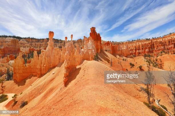 Hoodoos. Bryce Canyon National Park. Peekaboo Trail