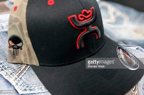 Hooey is currently selling caps featuring the Craft Skull logo associated with US Navy Seal Sniper Chris Kyle at the Grand Entry Western Store...