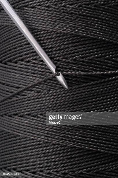 Hook Awl and Nylon String