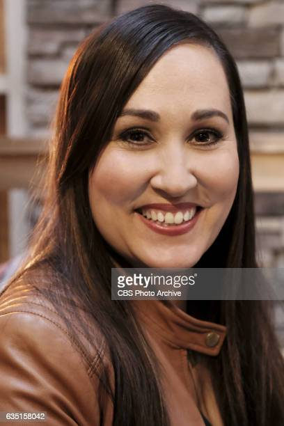 Hook Coverage of the CBS series MACGYVER scheduled to air on the CBS Television Network Pictured Meredith Eaton