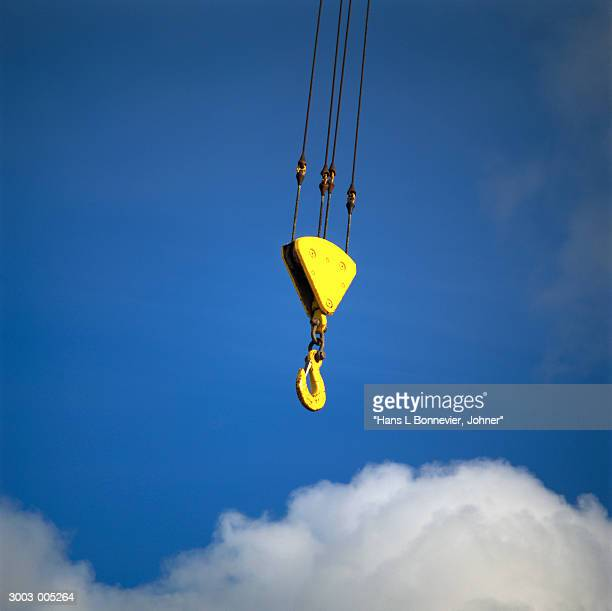 Hook of Industrial Crane