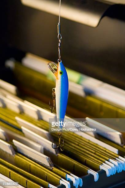 Hook phishing for identities