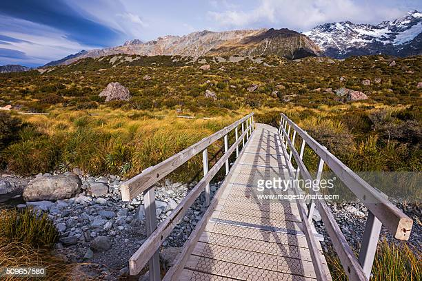 Hooker Valley, Mount Cook National Park