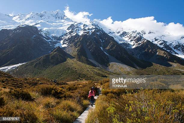 Hooker Valley Track, Mt. Cook