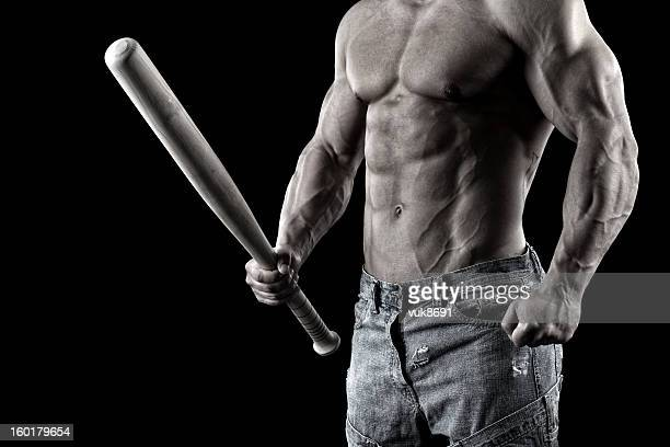 hooligan - sports bat stock pictures, royalty-free photos & images