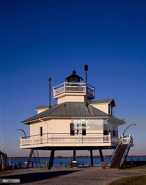Hooper Strait Light St Michaels Maryland