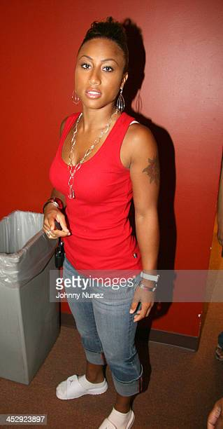 Hoopz during Floyd Mayweather Chingy and Hoopz of Flava Flav Show at BET at BET in New York City New York United States
