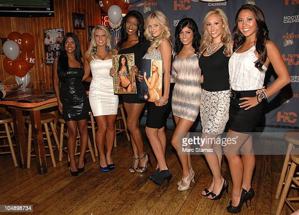 Hooters Calendar May : Hooters calendar stock photos and pictures getty images
