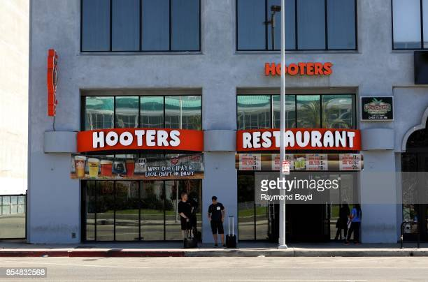 Hooters Restaurant in Los Angeles California on September 11 2017