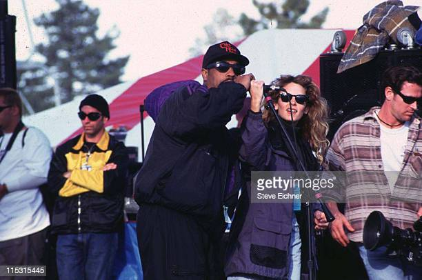 Hootie and the Blowfish during Board Aid Lifebeat Benefit 1995 in Big Bear California United States