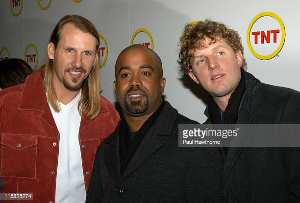 Hootie and the Blowfish during The Goodbye Girl Special Screening New York City at Cinema 1 in New York City New York United States