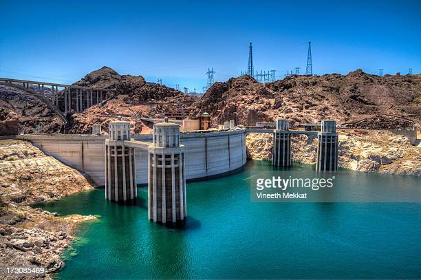 hoover dam - arizona - hoover dam stock photos and pictures