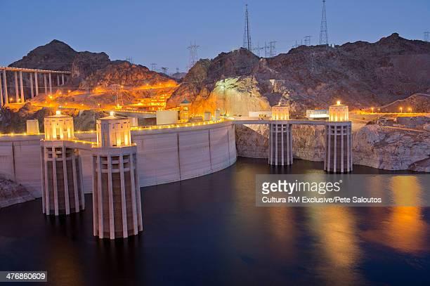 Hoover Dam, Boulder Dam, Arizona, United States of America