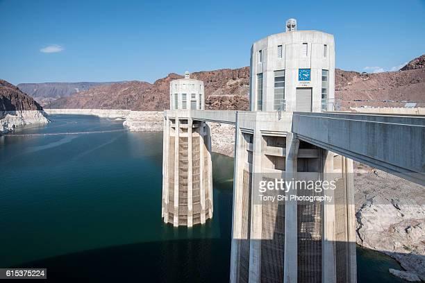 Hoover Dam - Nevada and Arizona - USA