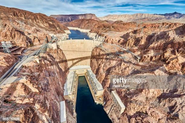 Hoover Dam, Nevada,USA