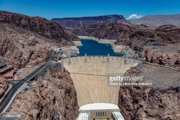 hoover dam - big mike stock pictures, royalty-free photos & images