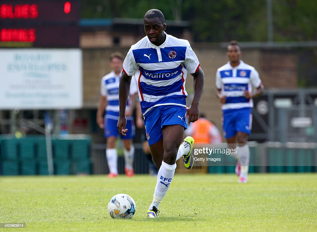 Wycombe Wanderers v Reading - Pre Season Friendly : News Photo