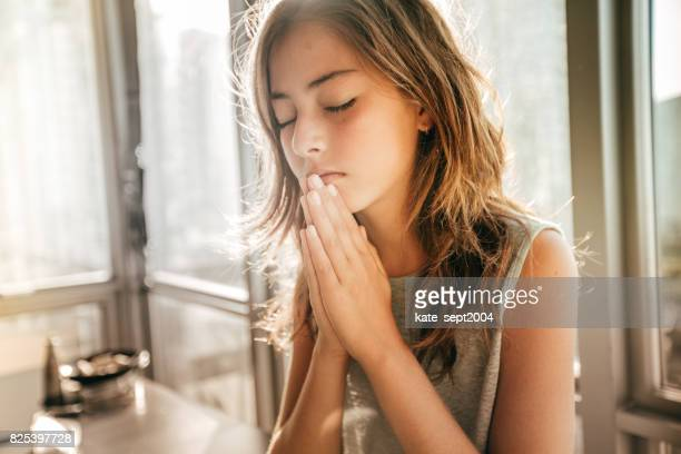 hope and peace - thankful stock photos and pictures