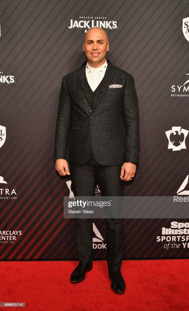 Hope Award Recipient World Series Champion Carlos Beltran attends SPORTS ILLUSTRATED 2017 Sportsperson of the Year Show on December 5, 2017 at Barclays Center in New York City. Tune in to NBCSN on December 8 at 8 p.m. ET or Univision Deportes Network on December 9 at 8 p.m. ET to watch the one hour SPORTS ILLUSTRATED Sportsperson of the Year special.