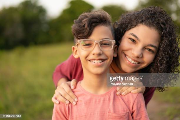 hope concept - sibling stock pictures, royalty-free photos & images