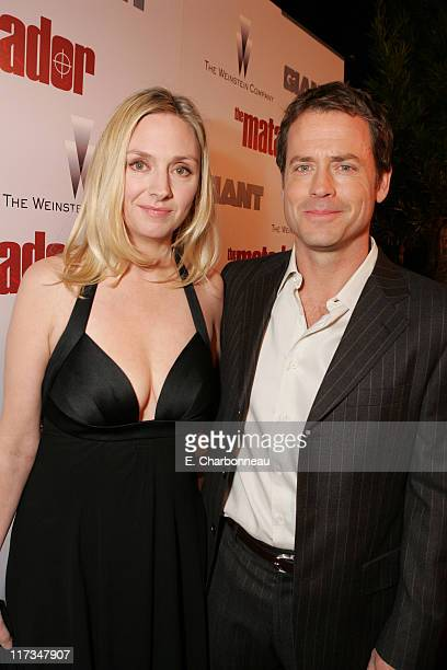 Hope Davis Stock Photos And Pictures Getty Images