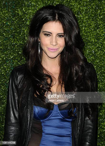 Hope Dworaczyk attends the 7th annual Peapod benefit concert at The Henry Fonda Theater on February 10 2011 in Hollywood California