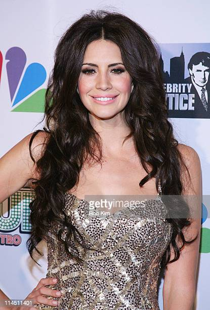 Hope Dworaczyk attends The Celebrity Apprentice Season 4 Finale at Trump SoHo on May 22 2011 in New York City