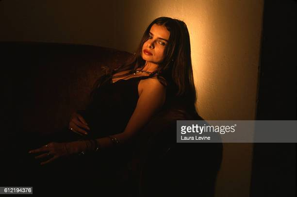 Hope Sandoval of the group Mazzy Star