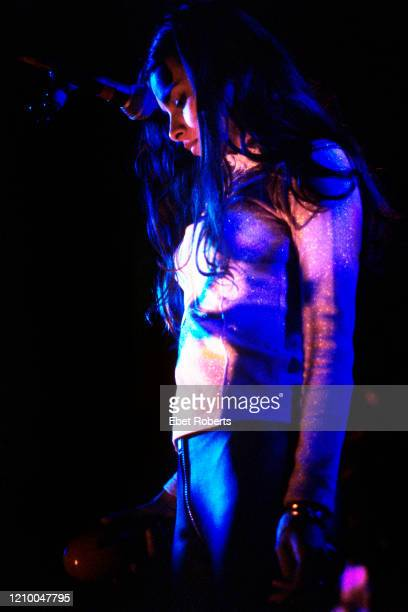 Hope Sandoval performing with Mazzy Star at The Academy in New York City on October 211994
