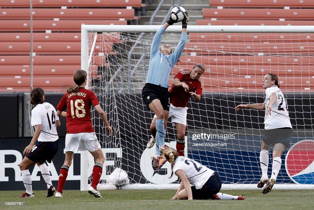 United States v Germany - Women International Friendly