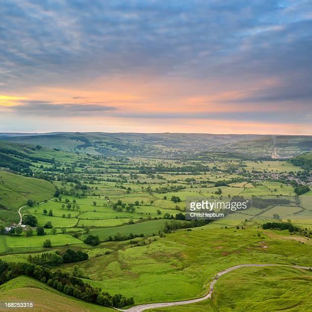 Hope Valley Sunrise, Peak District