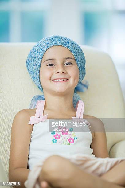 Hopeful After a Chemotherapy Treatment