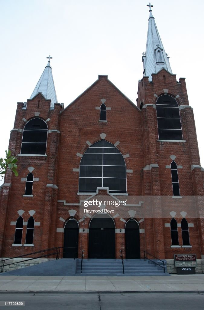 Hopewell Missionary Baptist Church, in Milwaukee, Wisconsin on JUNE