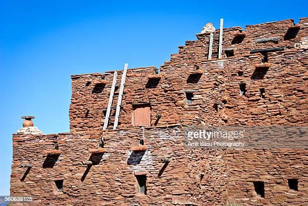 Hopi House in Grand Canyon, Arizona
