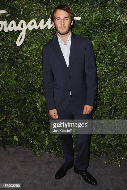 Hopper Penn arrives at Salvatore Ferragamo 100th Year Celebration In Hollywood Rodeo Drive Flagship Store Opening at Salvatore Ferragamo on September...