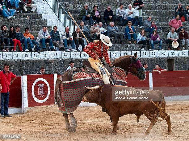 Hopper Riding bullring