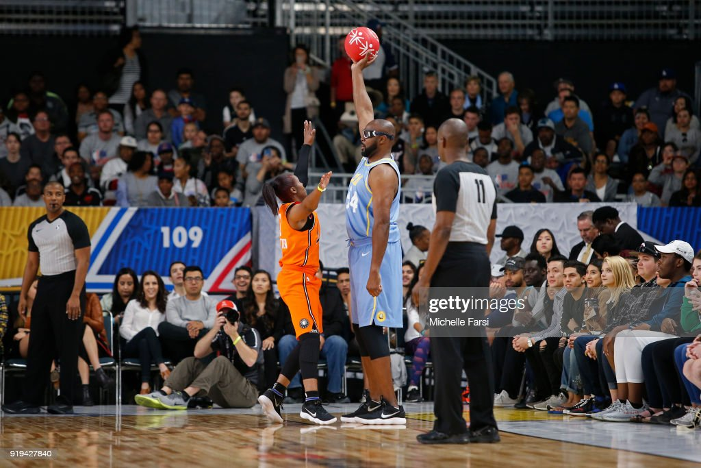 2018 NBA All Star - Unified Basketball Game