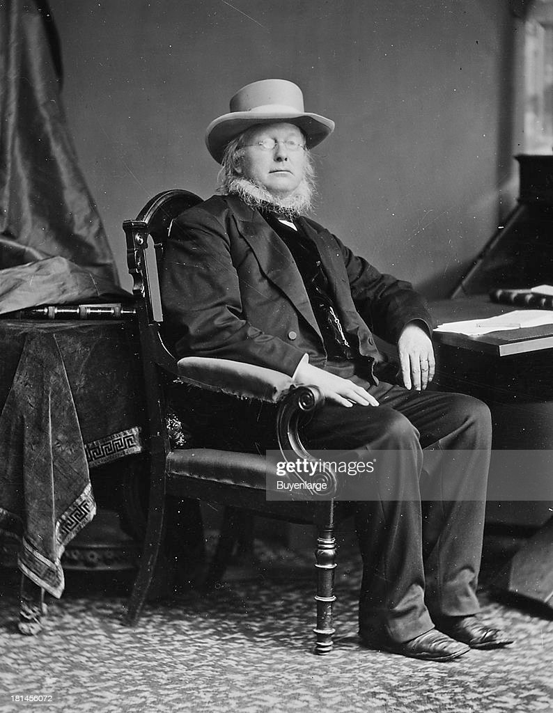 Founder Of The Republican Party : News Photo