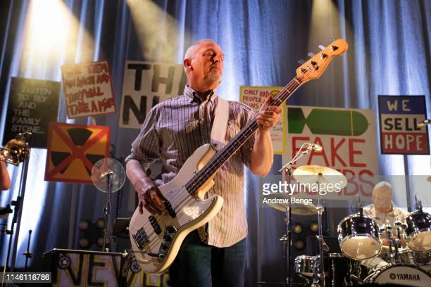 Horace Panter of The Specials performs on stage at O2 Academy Leeds on April 30 2019 in Leeds England