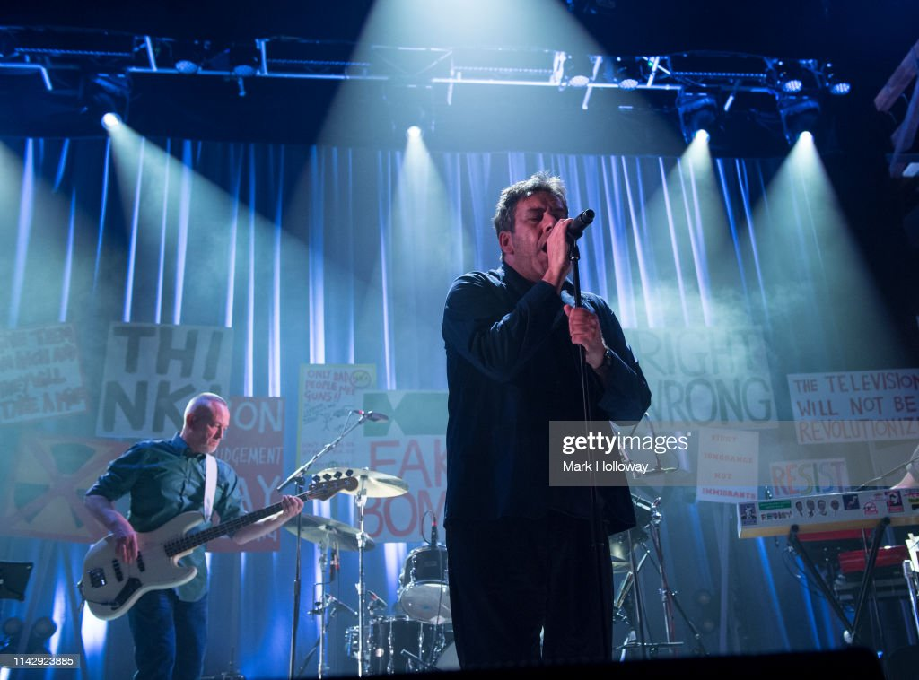 GBR: The Specials Perform At O2 Academy Bournemouth