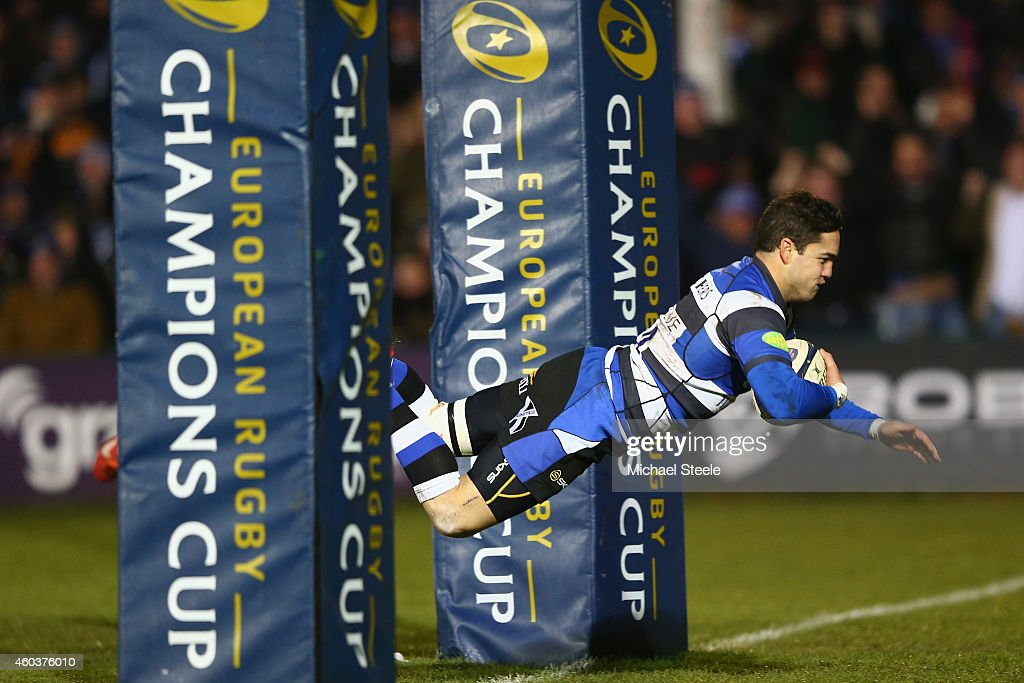 Bath Rugby v Montpellier - European Rugby Champions Cup : ニュース写真