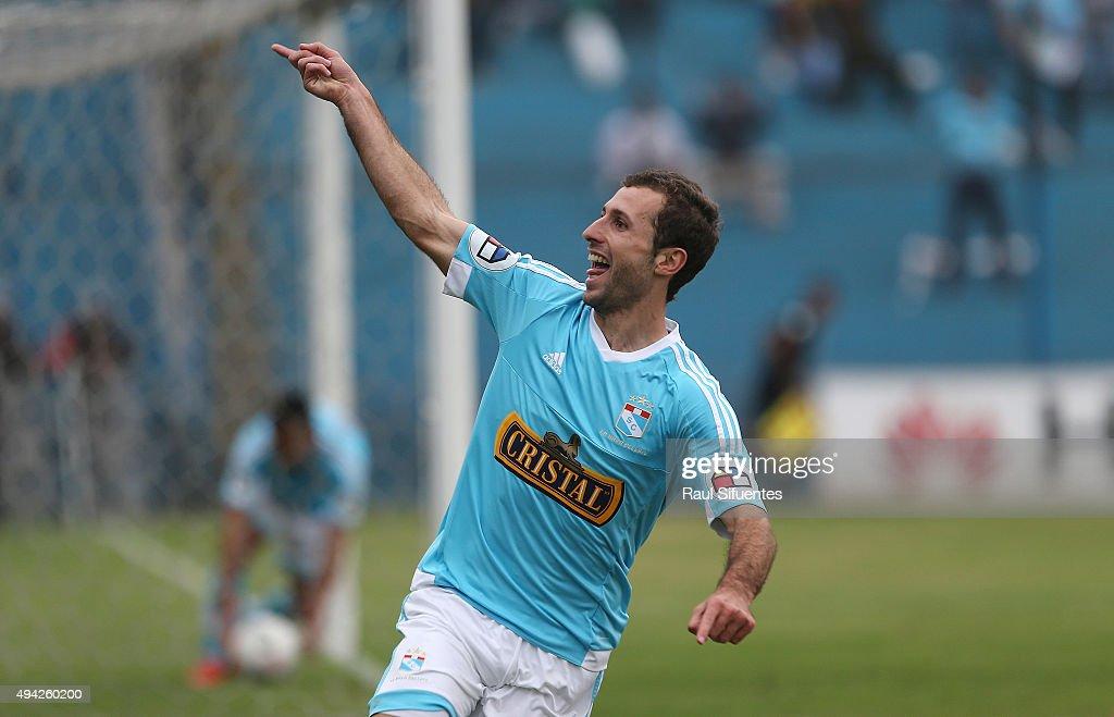Sporting Cristal v Juan Aurich - Torneo Clausura 2015