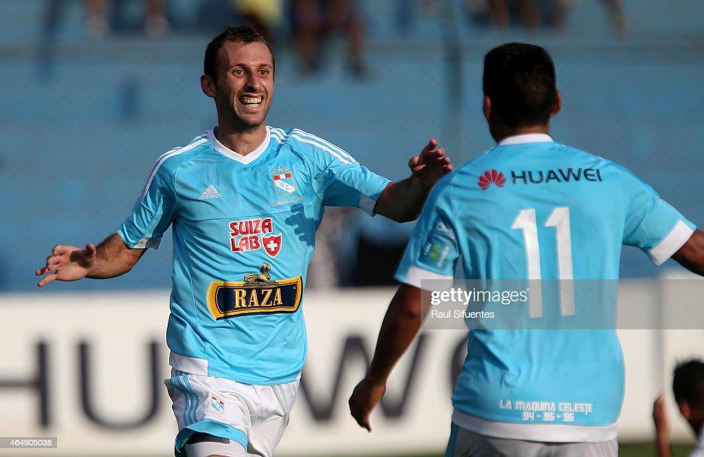 Sporting Cristal v San Martin - Torneo del Inca 2015