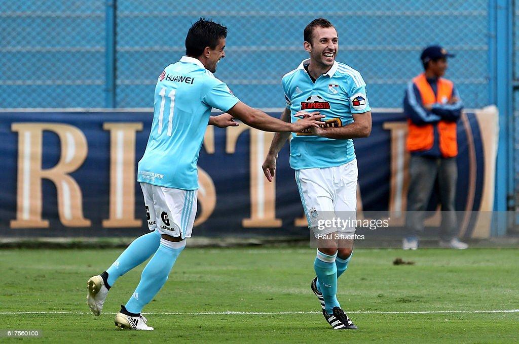 Sporting Cristal v Cesar Vallejo - Liguilla 2016